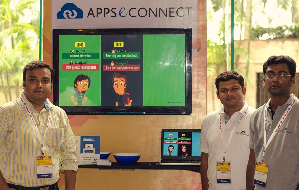 APPSeCONNECT at NPC Kolkata