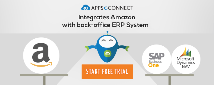 Integrate Amazzon with ERP