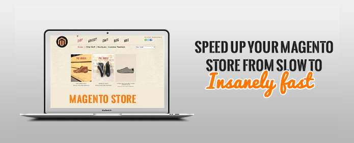 Speed Up your Magento store from slow to insanely fast