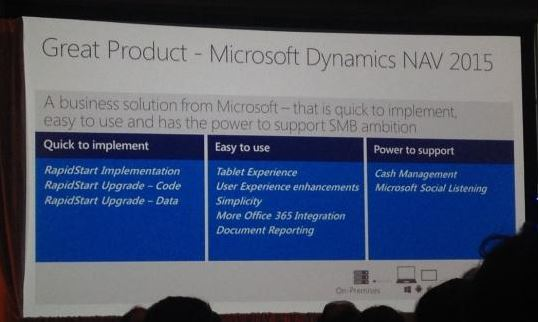 Microsoft Dynamics NAV development