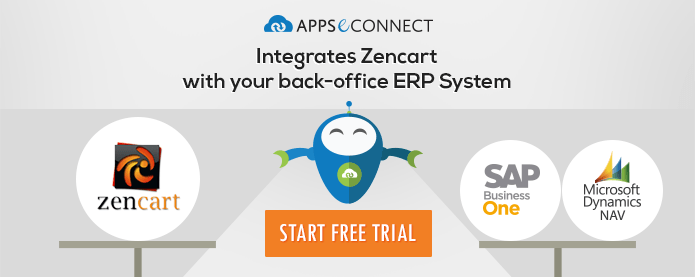 Integrate Zencart with ERP