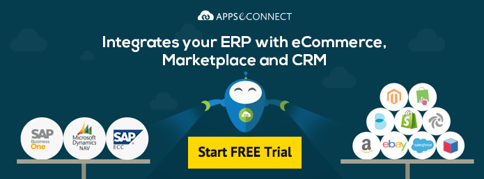 Integrate your ERP with eCommerce stores, Marketplace and CRM
