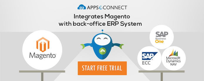 Intehgrate your Magento Stores with ERP