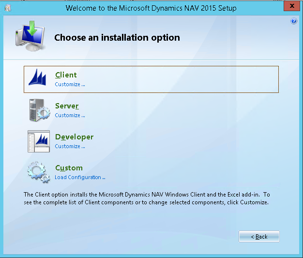 How to Install Microsoft Dynamics NAV 2015