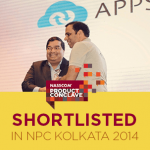 Insync shortlisted at NPC Kolkata 2014