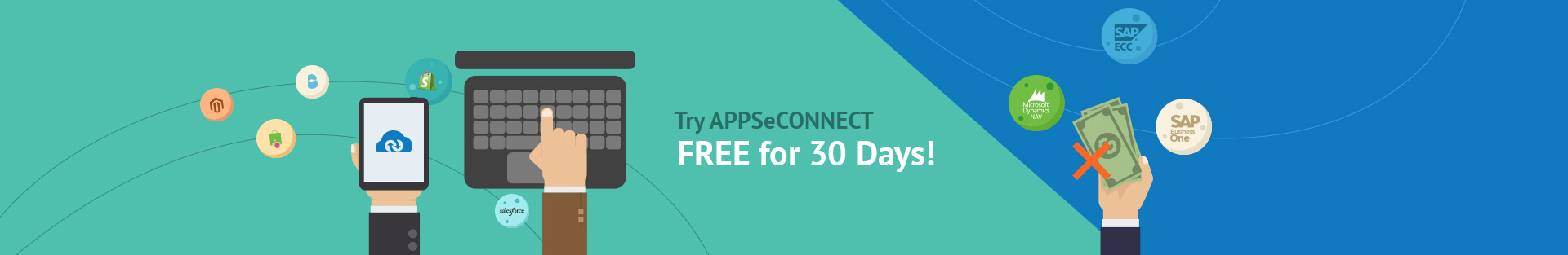APPSeCONNECT 30 days free trial