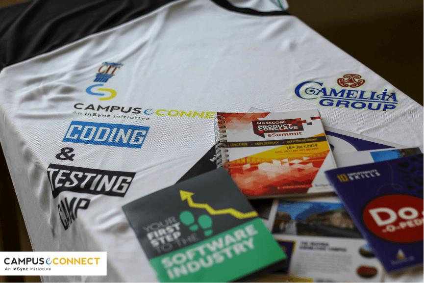 CAMPUSeCONNECT Coding & Testing Camp, November 2014