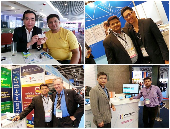 Insync customers and partners- Hong Kong