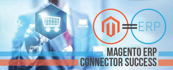 Case study for Magento ERP connector success