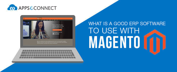 What is a good ERP software to use with Magento