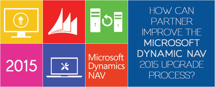 How can partner improve the Microsoft dynamic NAV 2015 Upgrade Process?