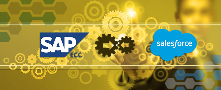 SAP erp and Salesforce CRM Integration