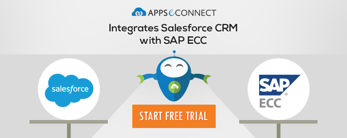 SAP ECC/All In One and Salesforce CRM Integration