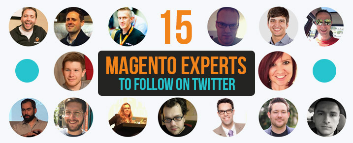 15 Magento Experts to Follow on Twitter