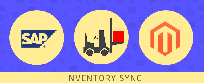 SAP erp to Magento Sync – Part 4 : ECC Magento Sync – Inventory