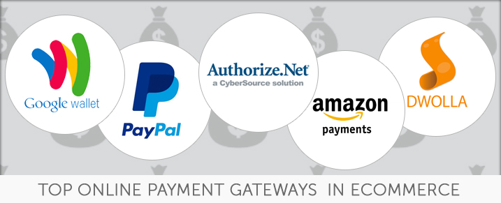 Top online payment gateways for eCommerce Platform