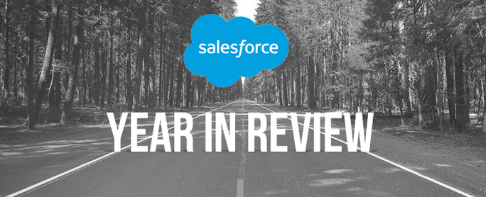 Salesforce – Year end Review 2015