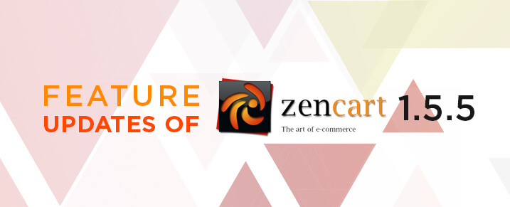 Feature Updates of ZenCart 1.5.5