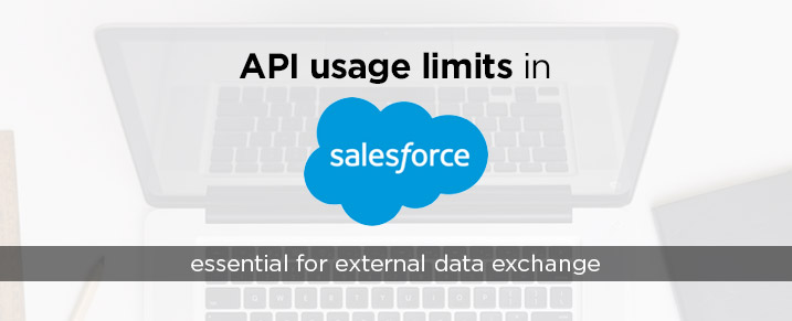 API Usage Limit in Salesforce- essential for external data exchange