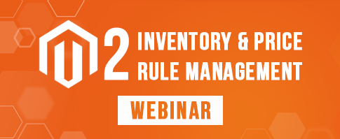Magento 2.0 Inventory & Price Rule Management