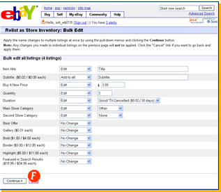 How to do Inventory Management of your eBay store?