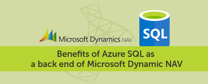 Azure SQL for NAV