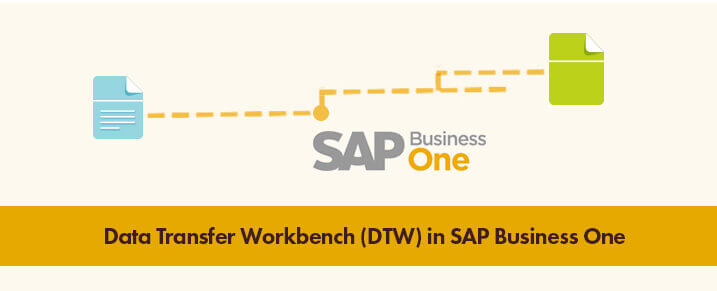 DTW in SAP B1