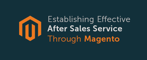 Establishing Effective After Sales Service through Magento