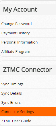 Sync your Zoho CRM Leads to MailChimp 2