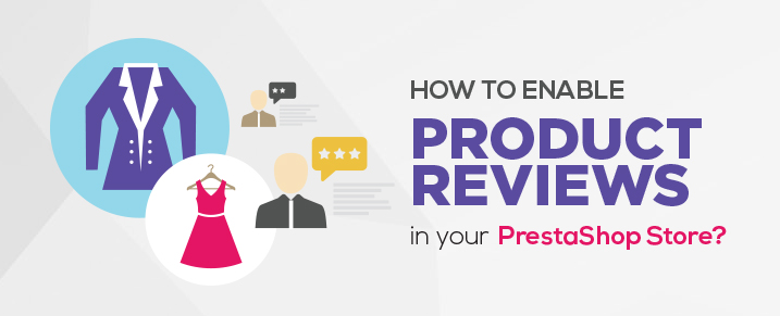 product review in prestashop store