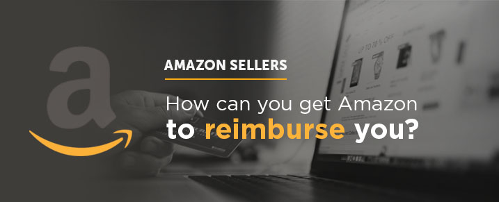 Amazon seller get reimbursed by Amazon
