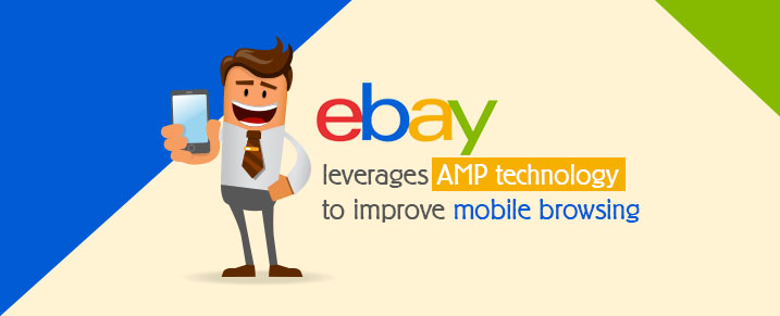 eBay uses AMP technology