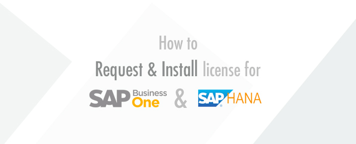 sap hana license hardware key