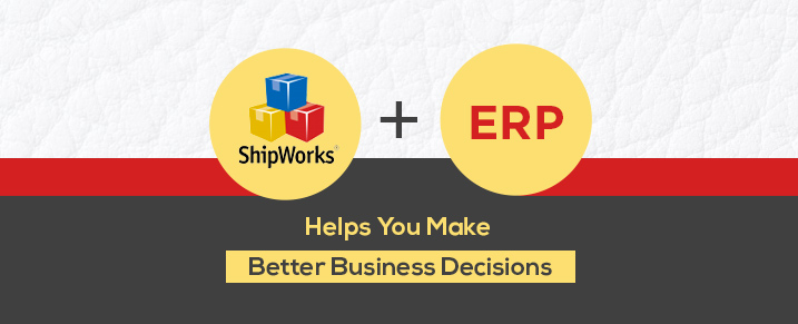 Integrate erp and shipworks