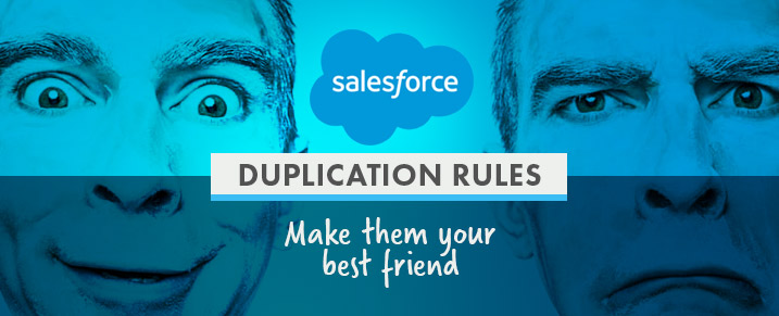 Salesforce Duplication Rules