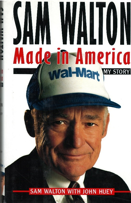 Made In America by Sam Walton