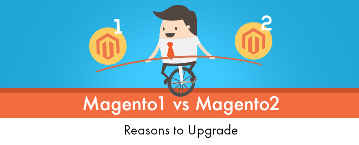 Magento 1 vs Magento 2 - Upgrade to Magento 2