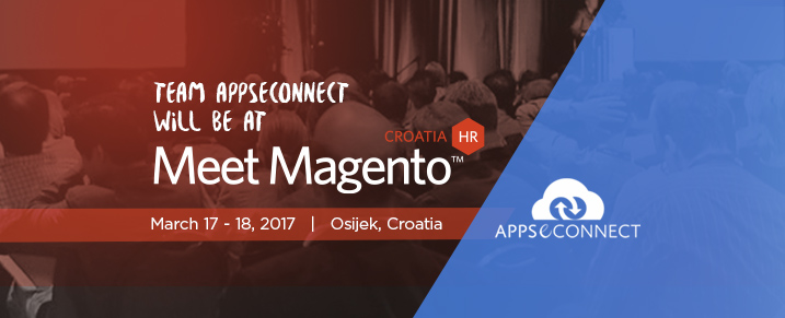 APPSeCONNECT Exhibiting at Meet Magento Croatia 2017