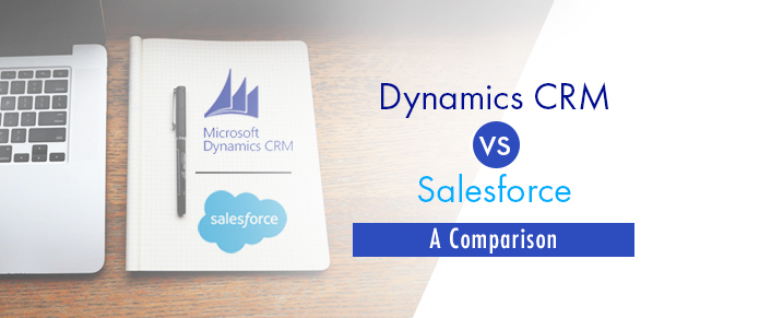Compare Dynamics CRM and Salesforce CRM