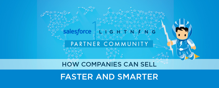 Increase sales with salesforce lightning partner community